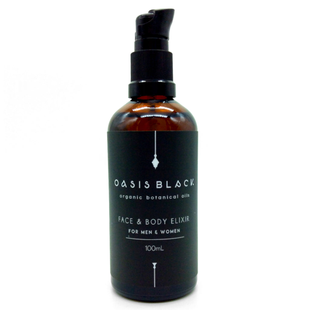Oasis Black - Face & Body Elixir 100ml