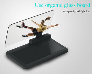 Smartphone Projector Head Up Display