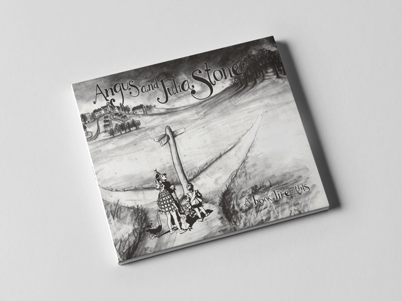 Angus & Julia Stone - Album Cover Design