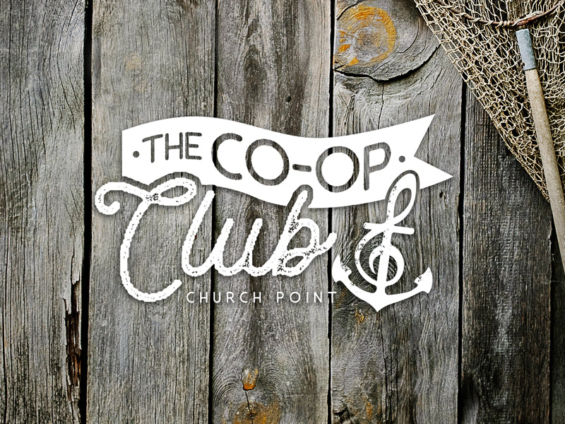 The Co-Op Club - Logo Design