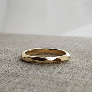 Prism Ring Gold - Anni Anni