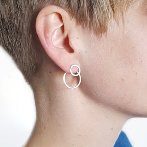 Twice Eternity Earring - Anni Anni