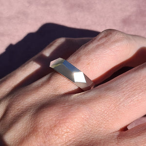 Chunky Prism Ring