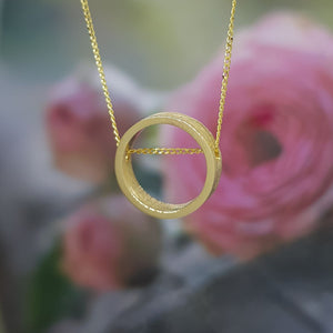 Eternal Gold Pendant - Anni Anni