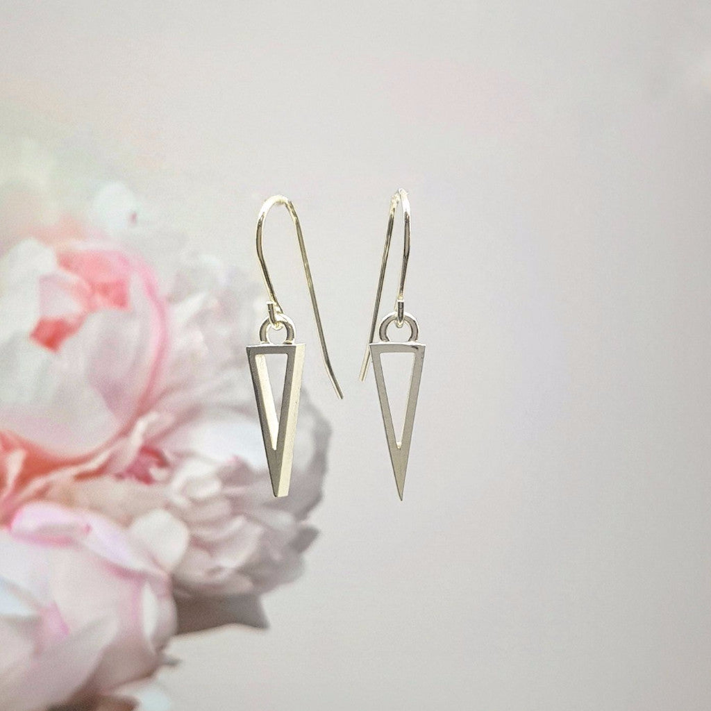On Point Drop Earrings - Anni Anni