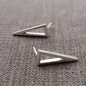 On Point Stud Earrings - Anni Anni