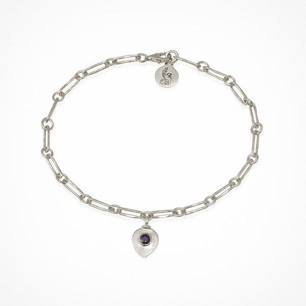 Myra Bracelet Silver - One Palm Studio
