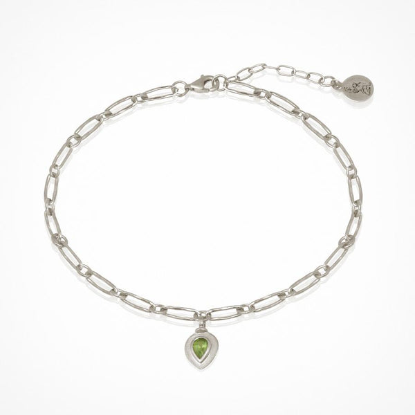 Tale Anklet Silver