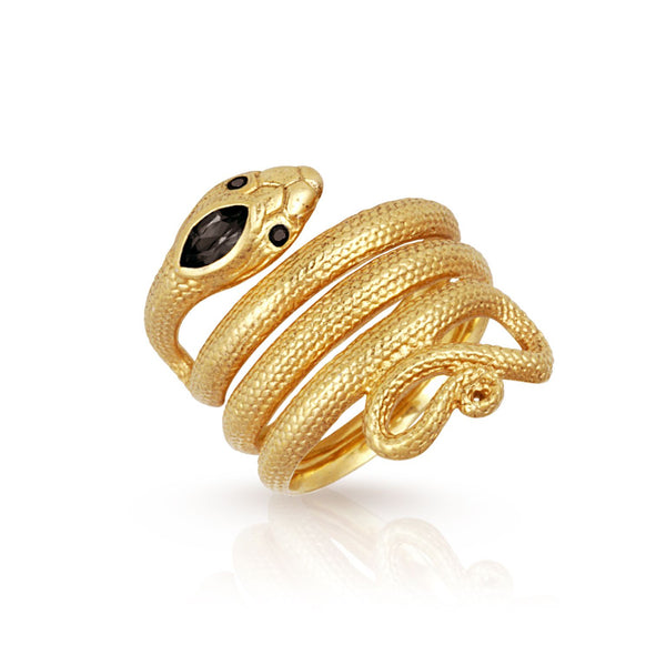 Uma Ring Gold Size 7 - One Palm Studio