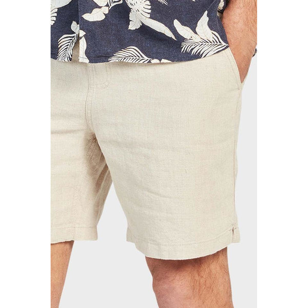 Riviera Linen Short - One Palm Studio