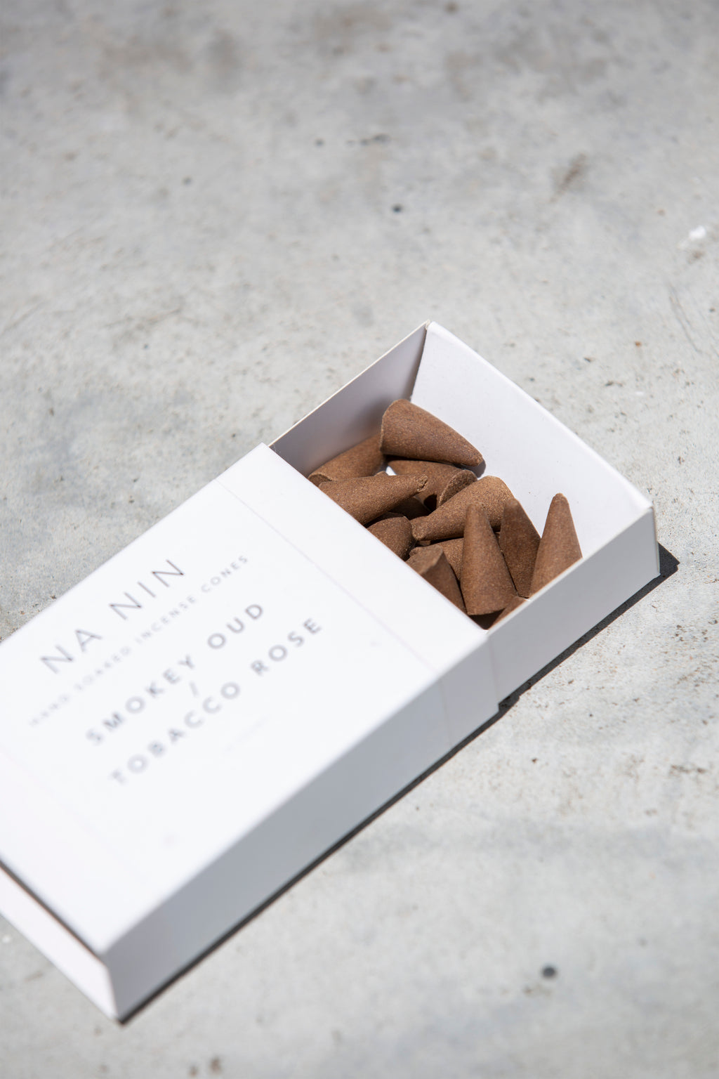 NaNin - Incense Cones
