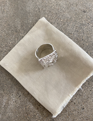 Lauren Manoogian - Basalt Ring