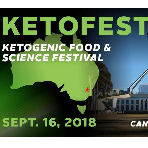 My take-aways from KetoFest Downunder