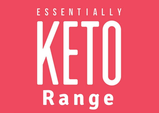 Essentially Keto Bar and Coffee Fat Drop Range