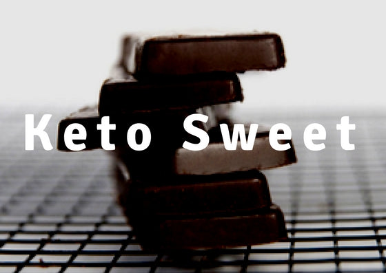 Low Carb and Keto Sweets and Chocolates