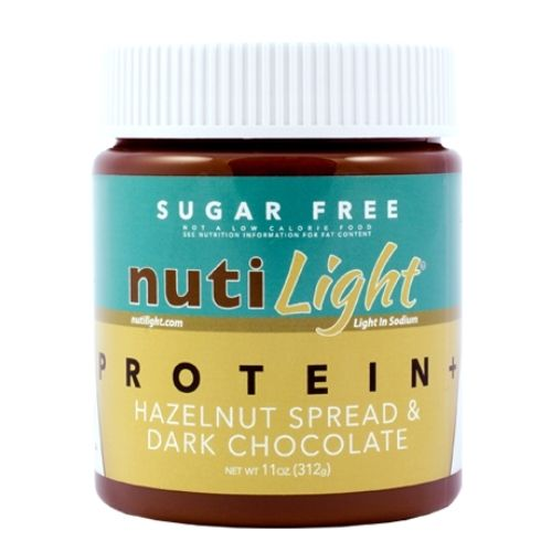 Nutilight Protein Hazelnut Dark Chocolate Spread -312g