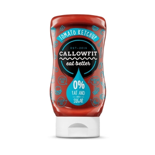 Callowfit Low Carb Tomato Sauce - 300mL