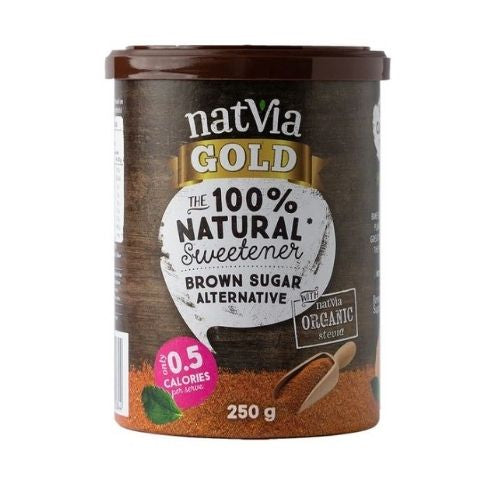 Natvia Gold Brown Sugar Alternative - 250g