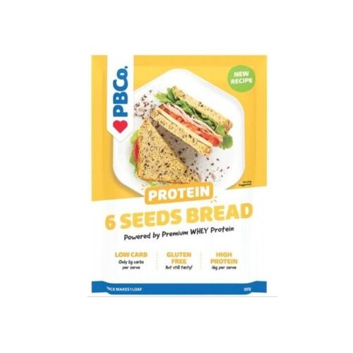 PBCo. Protein 6 Seed Bread Mix