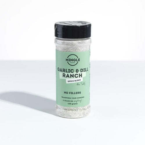 Mingle Dill and Garlic Ranch Seasoning