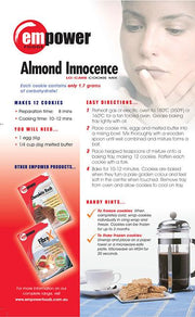 Cookie Mix – Almond 200gm