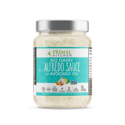 Primal Kitchen No-dairy Alfredo Sauce