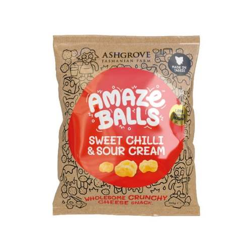 AmazeBalls - Sweet Chilli & Sour Cream 40gm