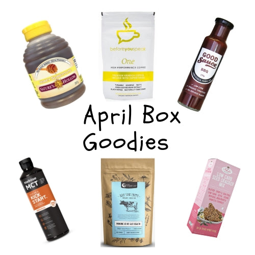 Subscription Box - April 2019 (stand alone order item)