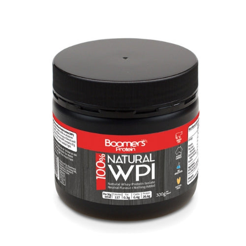 Boomers WPI - whey protein isolate
