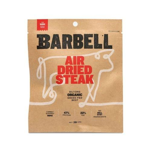 Barbell Air Dried Steak 70gm - Burn
