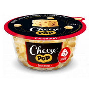 Cheesepop Emmental - low carb snack