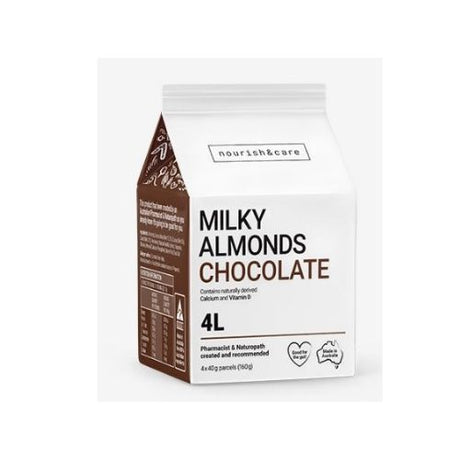Nourish & Care Milky Almond Chocolate