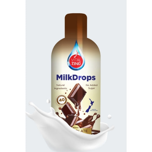 Chocolate Milk Flavouring Drops