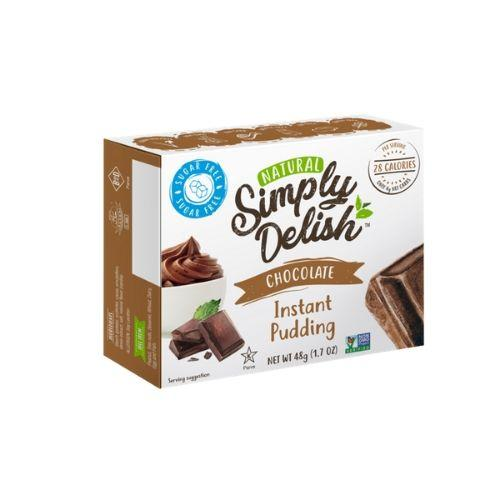 Simply Delish - Instant Chocolate Pudding