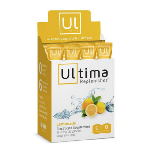 Ultima Electrolytes Lemonade