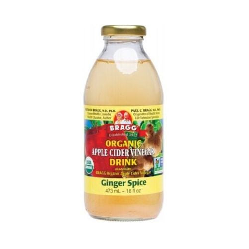 Bragg Apple Cider Vinegar Ginger Spice