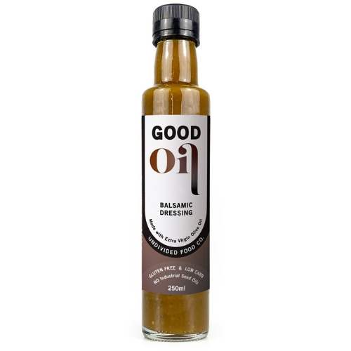 GOOD Oil Balsamic Dressing
