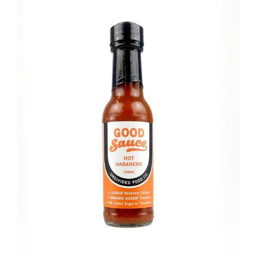 Good Sauce - Hot Habanero Sauce