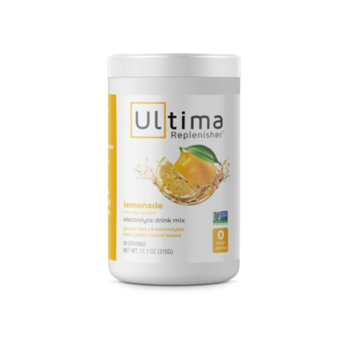 Ultima Replenisher Lemonade 90's