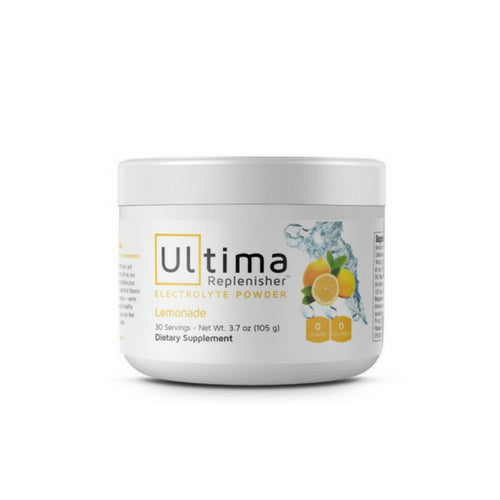 Ultima Electrolyte Supplement - Lemonade Tub
