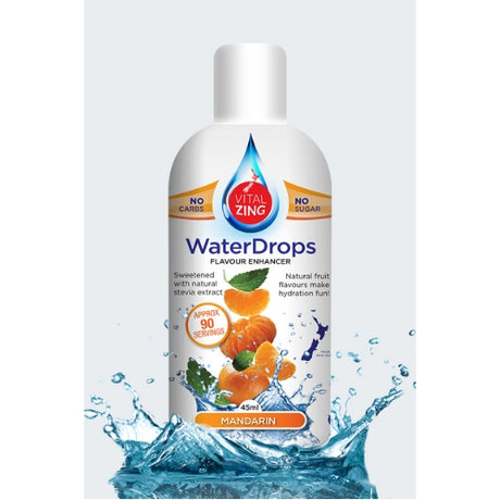 Mandarin Water Drops