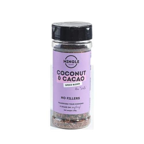 "Mingle Seasoning ""Stella"" Coconut & Cacao blend"