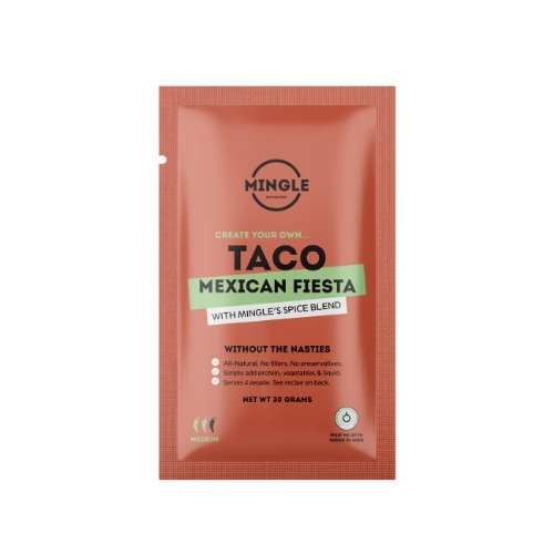 Mingle Taco Seasoning 30gm