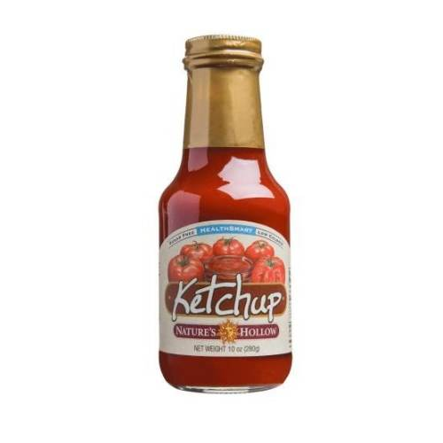 Nature's Hollow Keto Friendly Ketchup