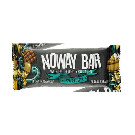 Noway Bar - Banana Caramel Pie - 65gm