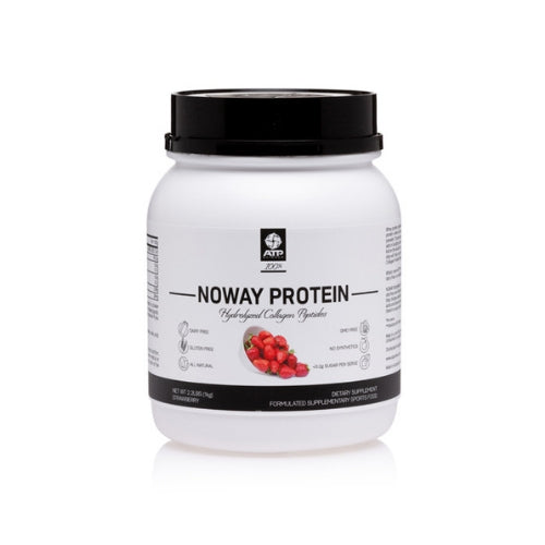 Noway Bodybalance Protein - Strawberry - 1kg