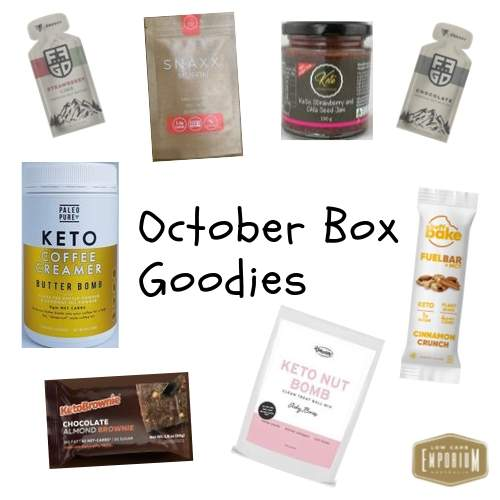 Box - October 2019 (stand alone order item)