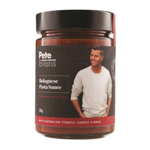 Pete Evans Healthy Everyday Sauce - Bolognese Sauce - Low Carb Pasta sauce