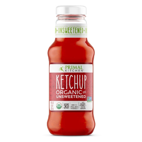 Primal Kitchen Ketchup Unsweetened