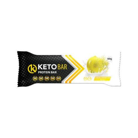 Keto Nutrition Lemon protein bar